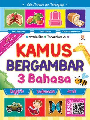 kamus bergambar 3 bahasa bmedia