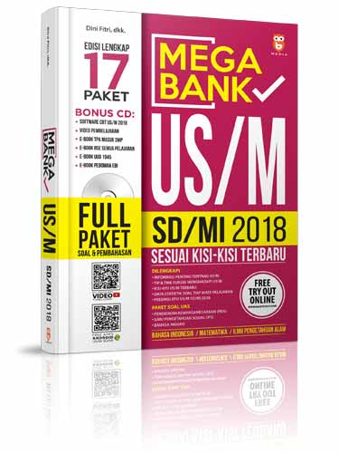 Mega Bank Us M Sd Mi 2018 Penerbit Bmedia