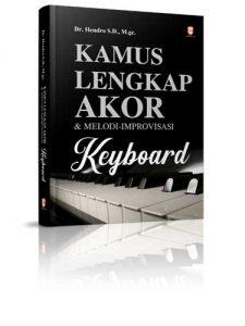 kamus lengkap akor keyboard